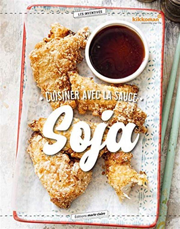 Cuisiner avec la sauce soja