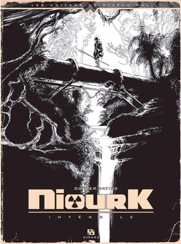 Niourk L'intégrale noir et blanc
