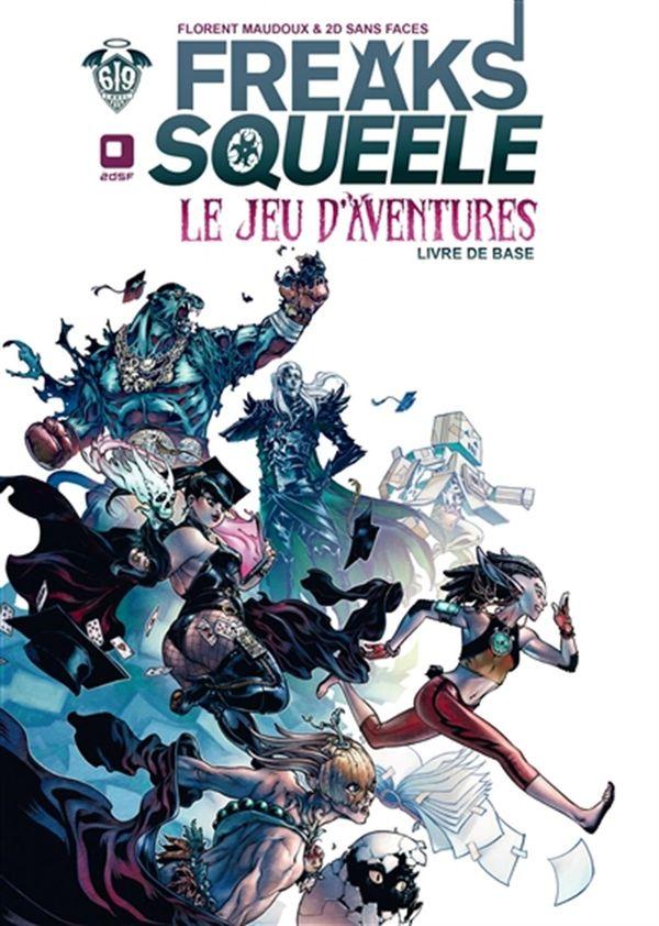Freak's squeele : Le jeu d'aventures 01