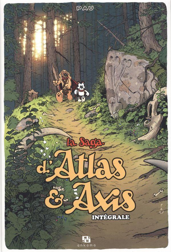 La Saga d'Atlas & Axis : Intégrale