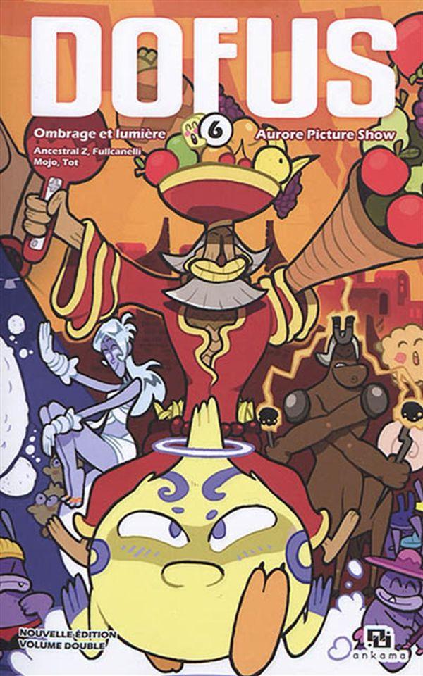 Dofus manga double 06