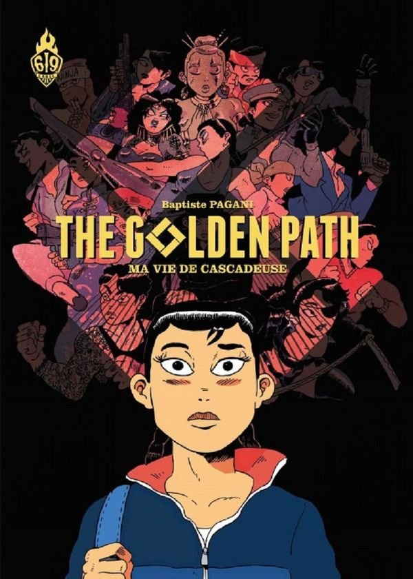 Golden Path 01 : Ma vie de cascadeuse