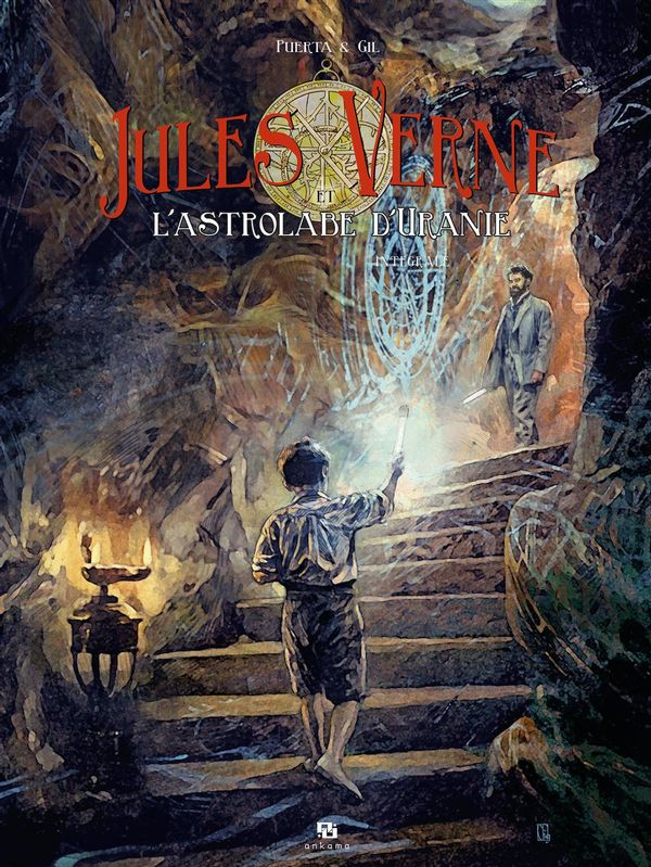 Jules Verne et L'astrolabe d'Uranie - Intégrale
