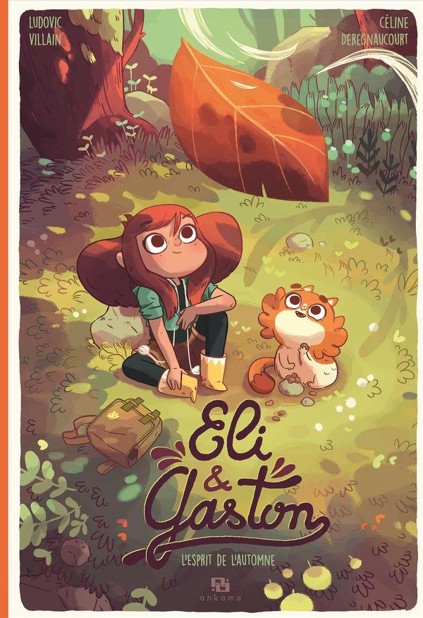 Eli & Gaston 01  L'esprit de l'automne