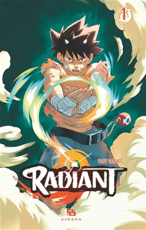 Radiant 01 édition 15 ans