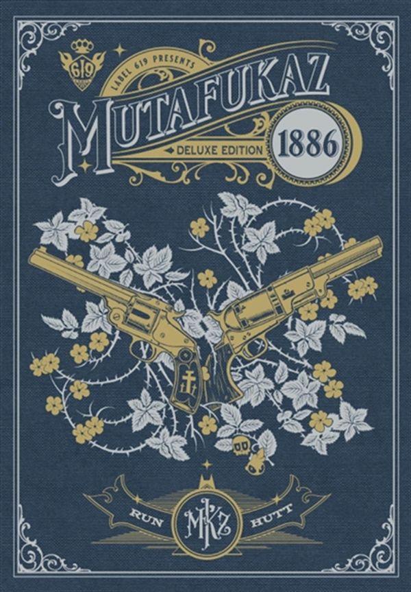 Coffret Mutafukaz 1886 01 + Code