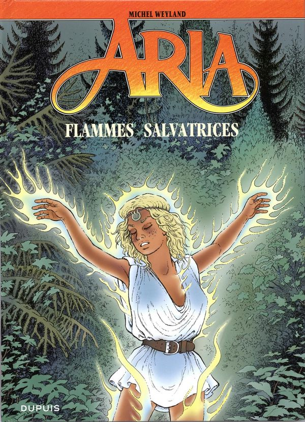 Aria 39 : Flammes salvatrices