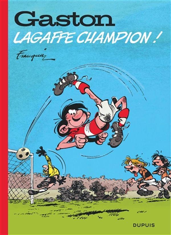 Gaston Lagaffe champion!