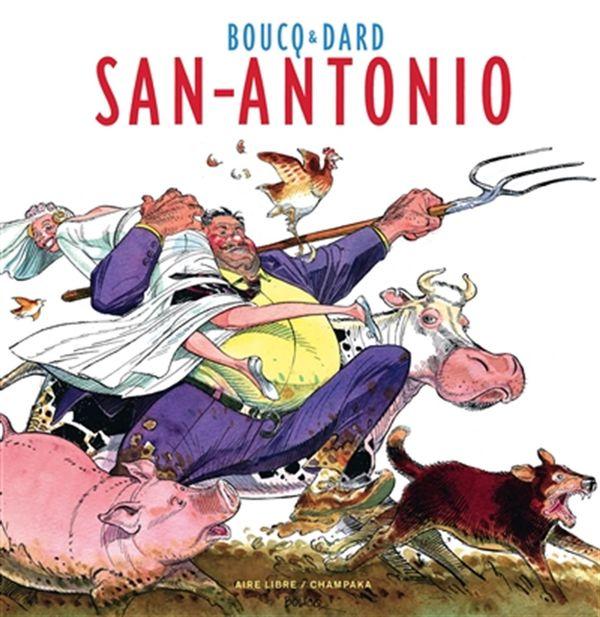 Artbook San-Antonio
