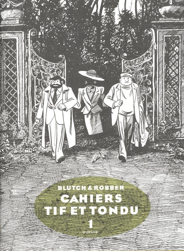 Cahiers Tif et Tondu 1/3