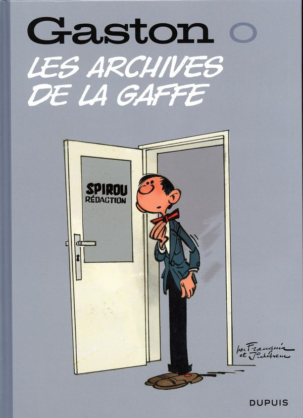 Gaston 00 : Les archives de La Gaffe édi 2018