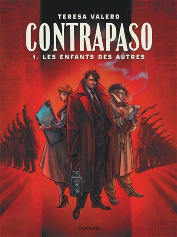 Contrapaso 01 : Les enfants des autres