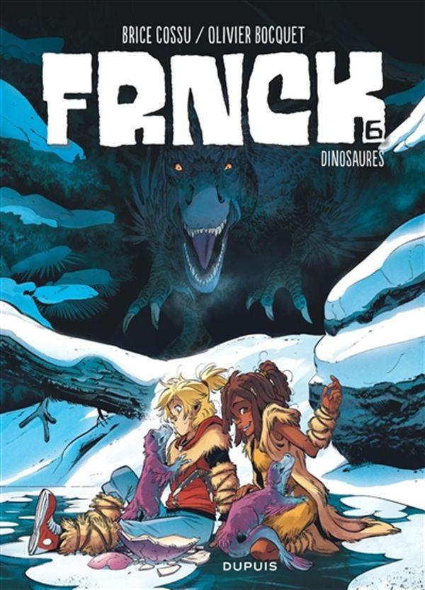 Frnck 06 : Dinosaures