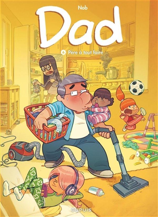 Dad 06 : Père à tout faire