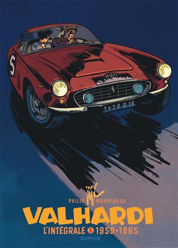 Valhardi 05 : L'intégrale 1959-1965