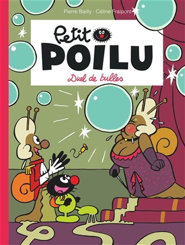 Petit Poilu 23 : Duel de bulles