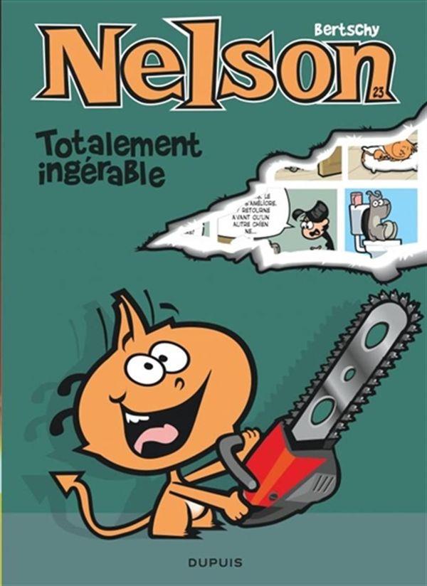 Nelson 23  Totalement ingérable