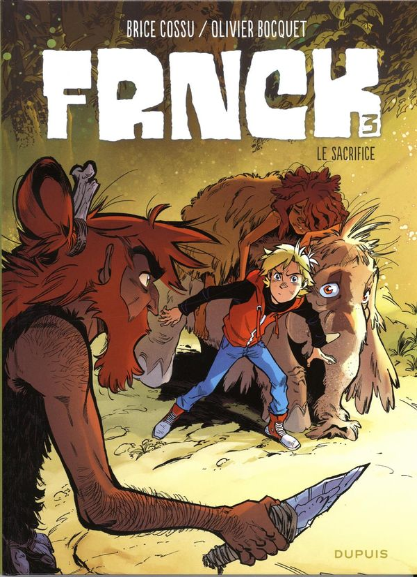 Frnck 03 : Le sacrifice