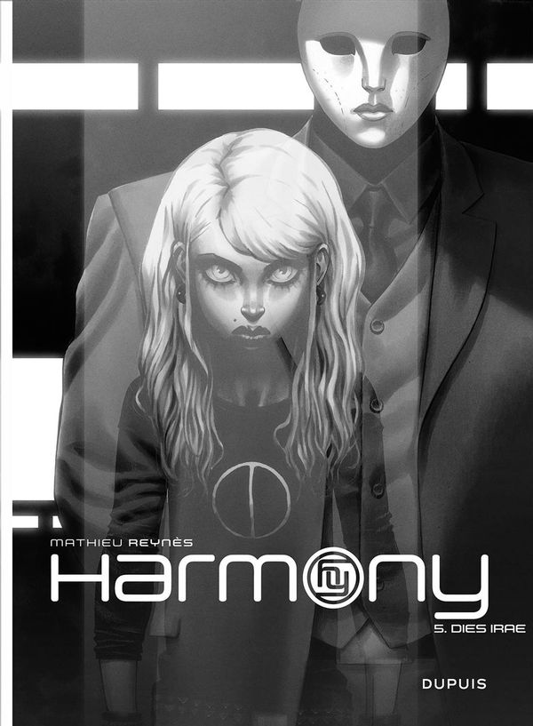 Harmony 05 : Dies Irae édition N/B