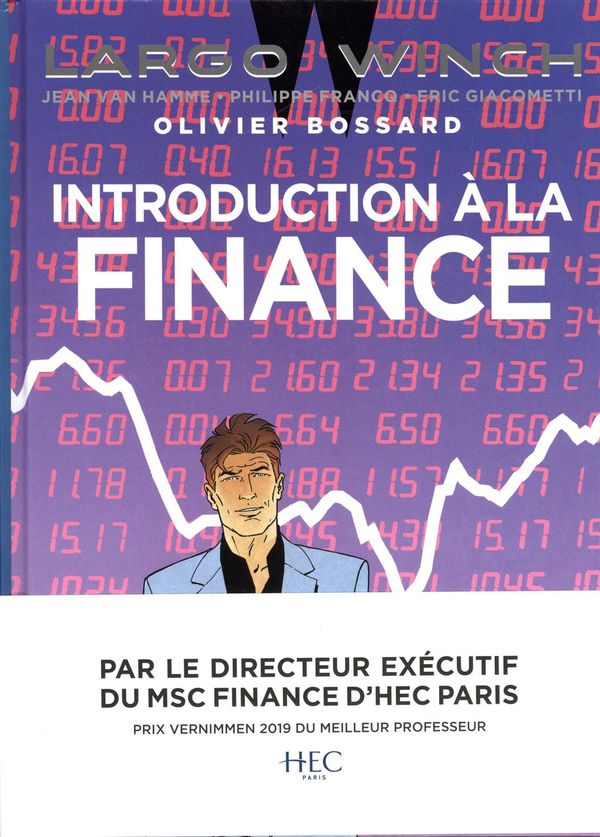 Largo Winch HS - Introduction à la finance