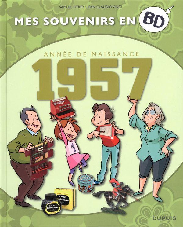 Mes souvenirs en BD 18 : 1957