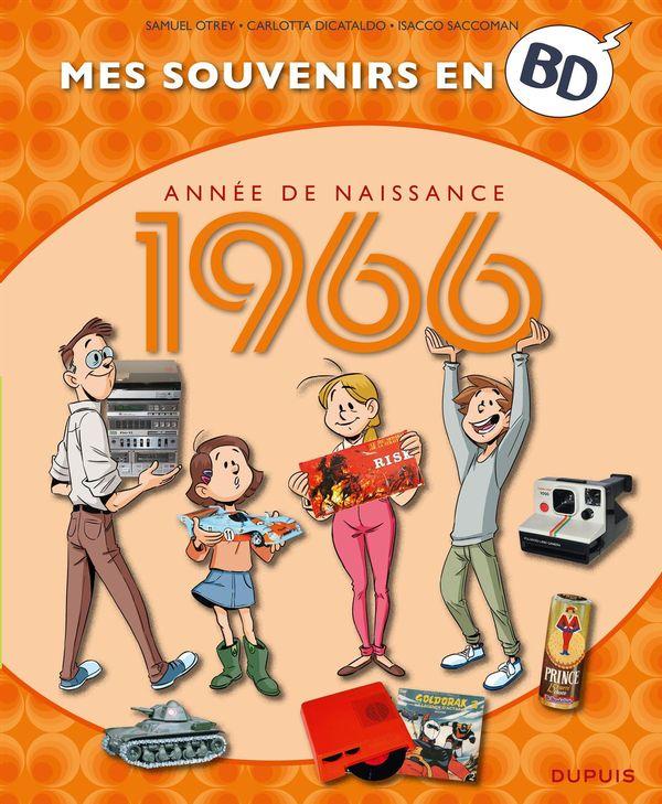 Mes souvenirs en BD 27  1966