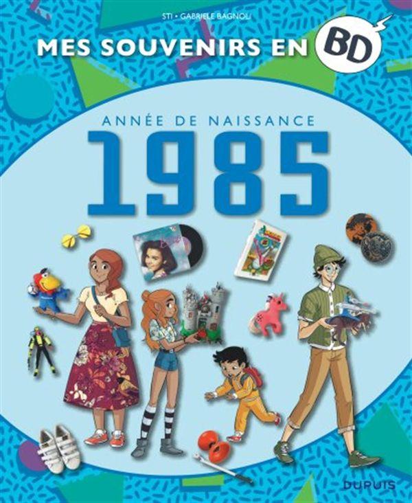 Mes souvenirs en BD - 1985