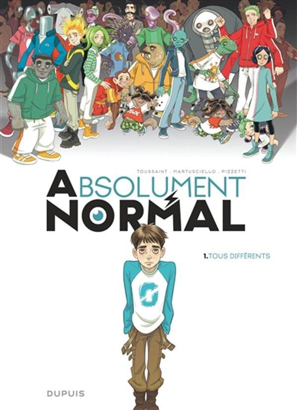 Absolument Normal 01  Tous différents
