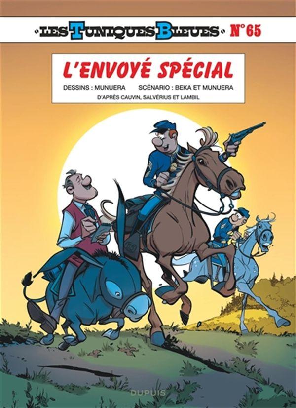 Les Tuniques Bleues 65 : L'envoyé spécial