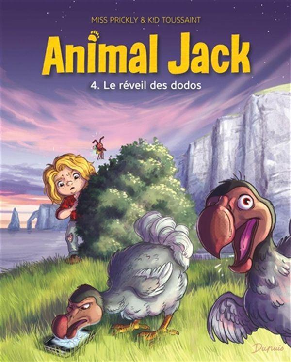 Animal Jack 04  Le réveil des dodos