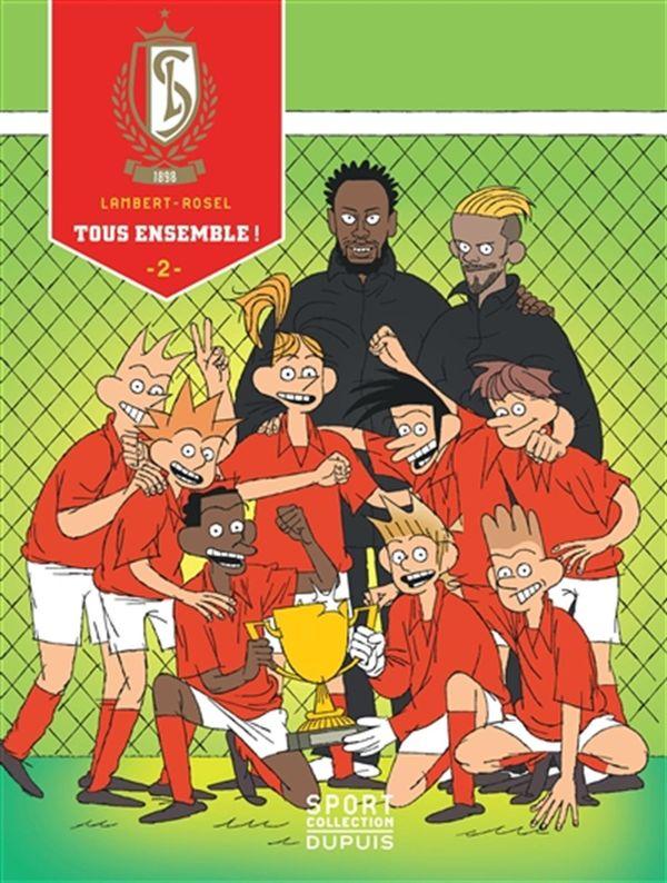 Standard de Liège 02  Tous Ensemble!