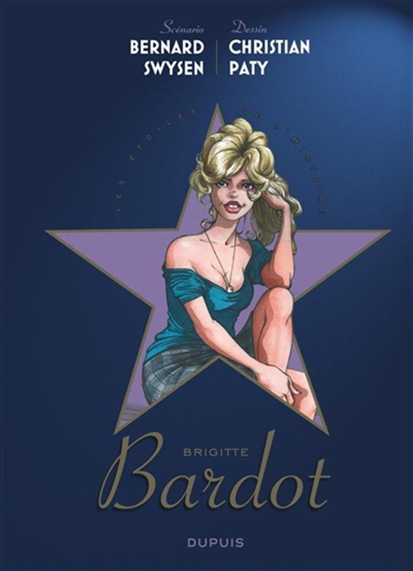 Etoiles de l'histoire 02  Brigitte Bardot