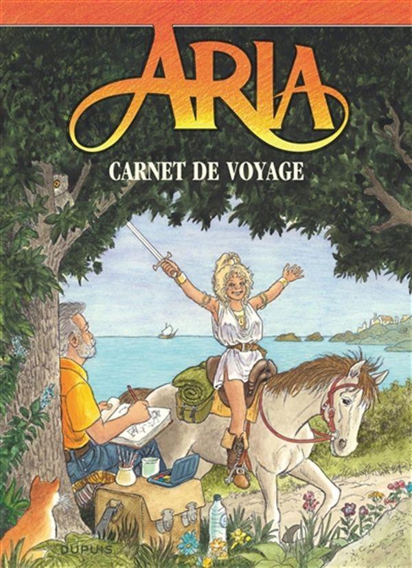 Aria 40 : Carnet de voyage