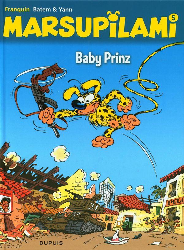 Marsupilami 05 : Baby Prinz