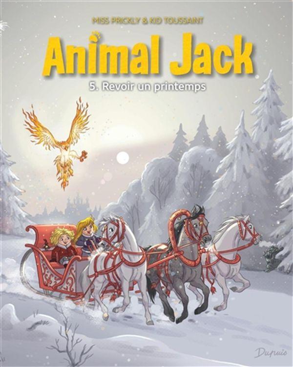 Animal Jack 05 : Revoir un printemps