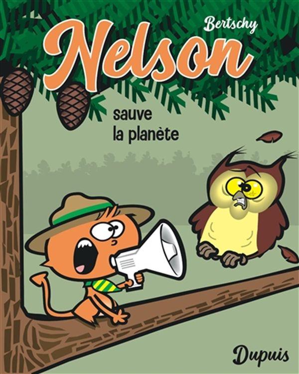 Nelson 02 : Sauve la planète (Petit format)
