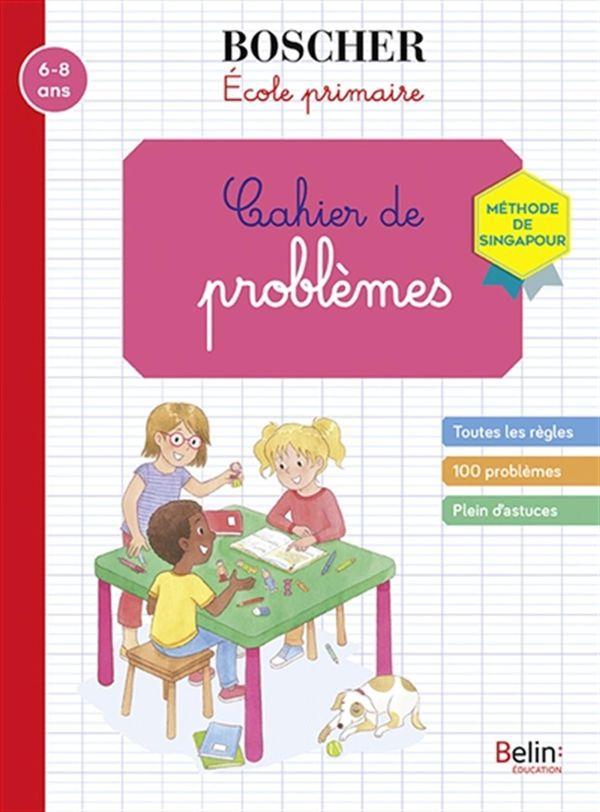 Cahier de problèmes
