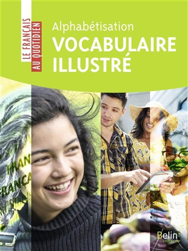 Alphabétisation, Vocabulaire illustré