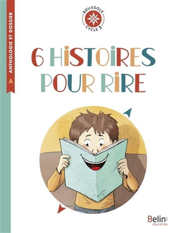 6 histoires pour rire - Cycle 3