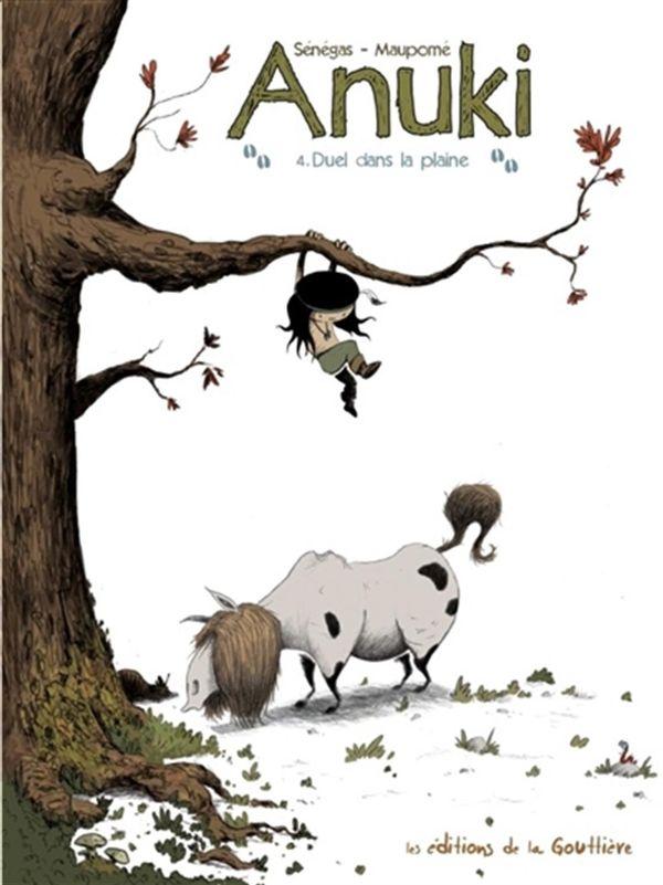 Anuki 04 : Duel dans la plaine N.E.