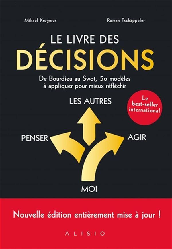 Le livre des décisions - format poche