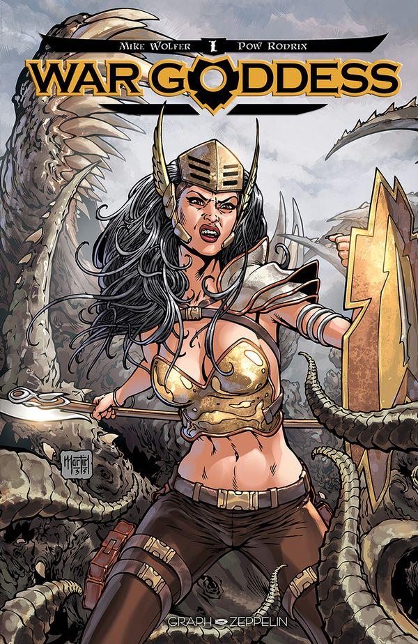 War Goddess 01