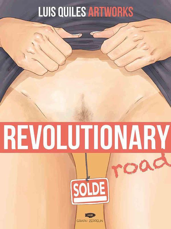 Revolutionary road - Luis Quiles artworks