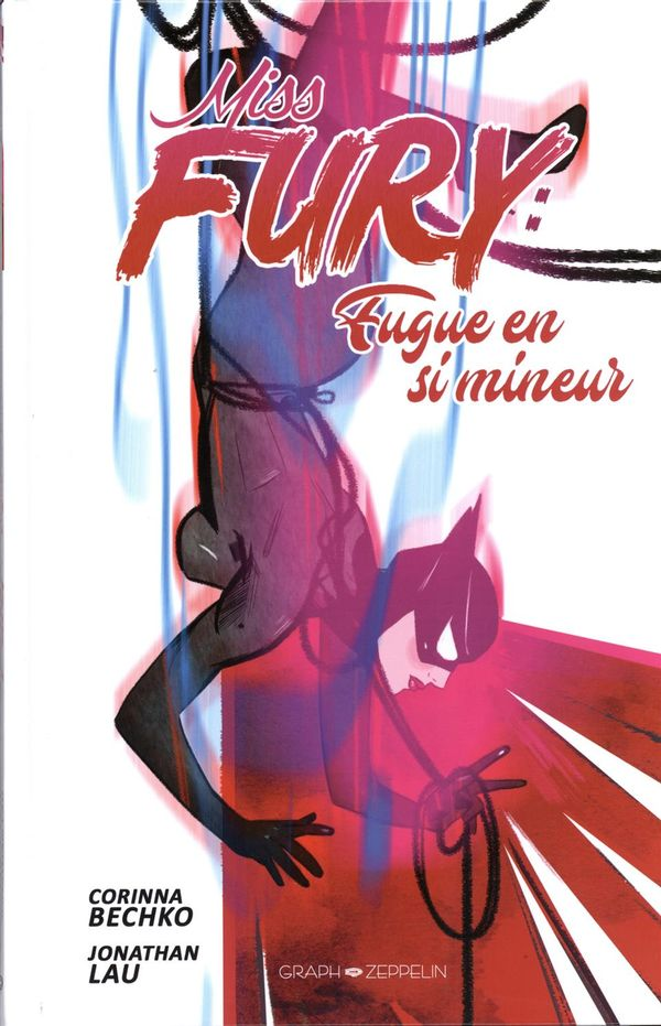 Miss Fury : Fugue en si mineur