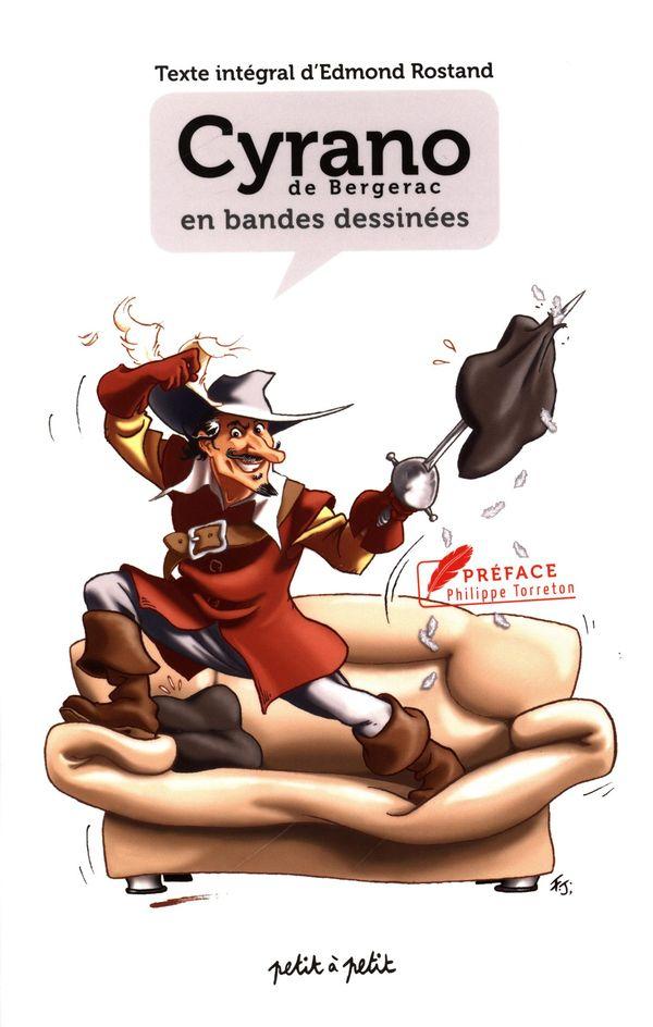 Cyrano de Bergerac en bandes dessinées - Texte intégral