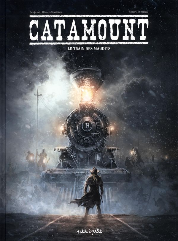 Catamount 02 :  Le train des maudits