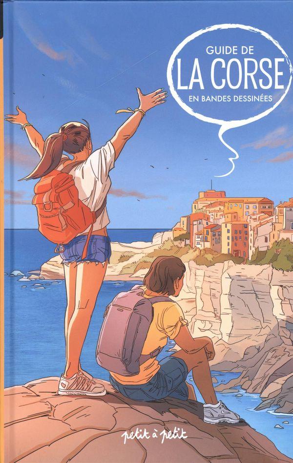 Guide de la Corse en bandes dessinées