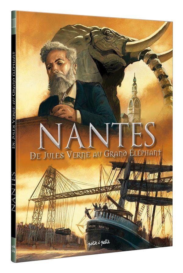 Nantes 03  De Jules Verne au Grand éléphant