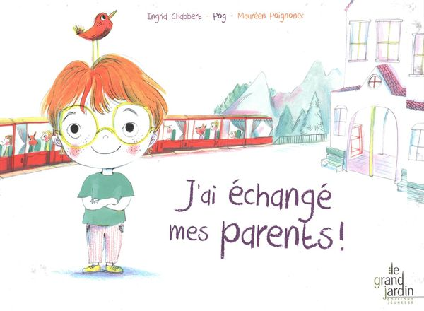 J'ai échangé mes parents!