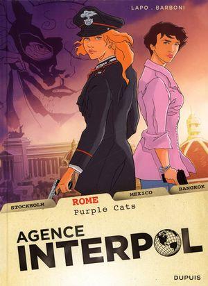 Agence Interpol 03  Rome
